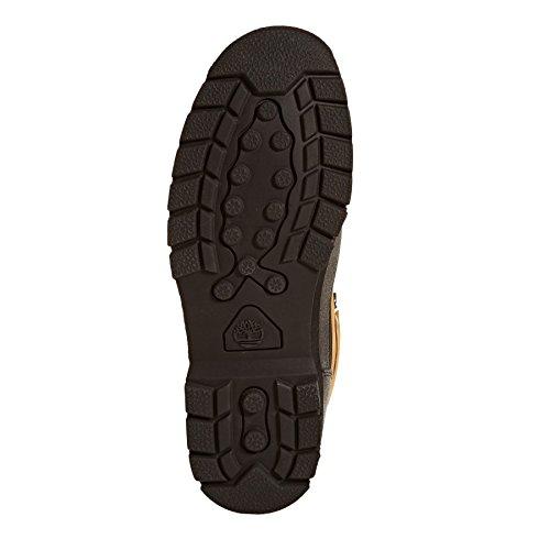 Boots Euro Jungen Hiker Chukka Shell Toe Braun Timberland 5v87ZwqSw ...