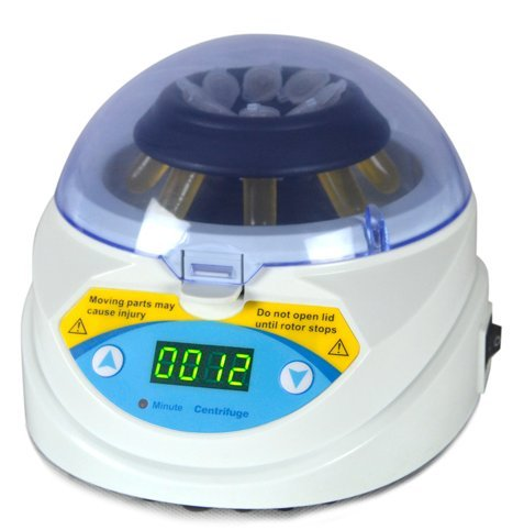 MINI-10K Micro/Mini Clinical Lab Centrifuge 10000rpm with Rotor and Tube by Huanyu