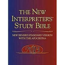 New Interpreters Study Bible Nrsv Dustjack