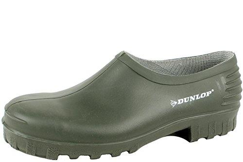 Dunlop 814V08420 814V Klumpe PVC, 42, Grün