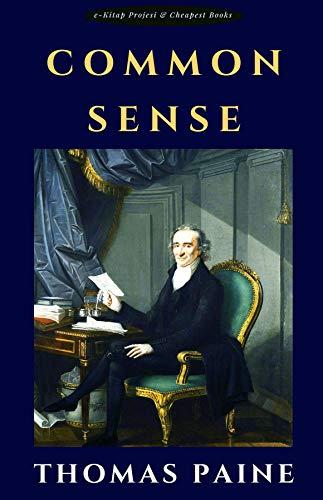 Common Sense por Thomas Paine