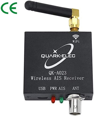 qk-a023 Marine/Barco/barco AIS receptor inalámbrico (auto-hopping ...