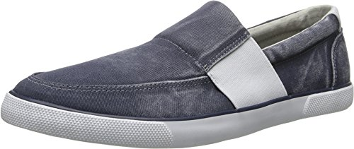 2f2c81e3bc210 Sperry Top-Sider Men s Low Pro Vulc Gore Slip On Navy Canvas Sneaker ...