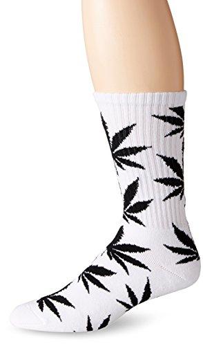 HUF Mens Plantlife Crew Sock