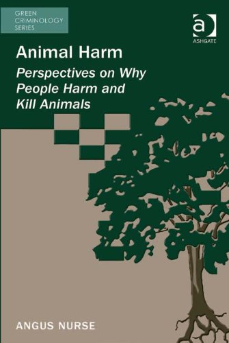 Animal Harm: Perspectives on Why People Harm and Kill Animals (Green Criminology) Pdf