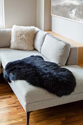 Overland Single-Pelt (2' x 3.5') Premium Australian Sheepskin ()