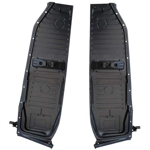 Floor Pans, For 73-79 VW Beetle & Super Left and Right Sides, Compatible with Dune Buggy