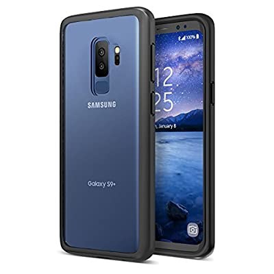 Maxboost Galaxy S9 Plus Case HyperPro Series with Heavy Duty GXD-Gel Protection [Black/Clear] Enhanced Hand-Grip TPU Cushion + Transparent Hybrid S9+ Cover for Samsung Galaxy S 9 Plus Phone (2018) - 4008081 , B078T3QBP3 , 454_B078T3QBP3 , 11.97 , Maxboost-Galaxy-S9-Plus-Case-HyperPro-Series-with-Heavy-Duty-GXD-Gel-Protection-Black-Clear-Enhanced-Hand-Grip-TPU-Cushion-Transparent-Hybrid-S9-Cover-for-Samsung-Galaxy-S-9-Plus-Phone-2018-454_B078T3QBP3 ,