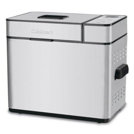 Cuisinart CBK-100 Bread Maker - 2.00 lb Capacity - Silver