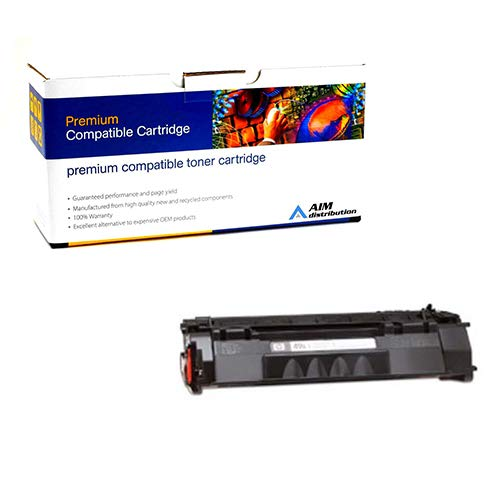 (AIM Compatible Replacement for PrintMaster TN1320 Toner Cartridge (2500 Page Yield) - Compatible to HP Q5949A - Generic)