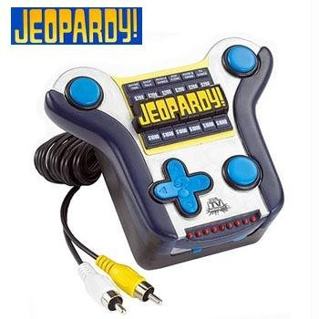 Jakks Jeopardy TV Game