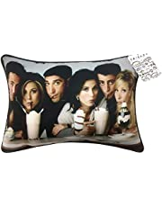 Jay Franco Friends Decorative Pillow - Super Soft - Measures 16 x 11 Inches (Official Friends Product)