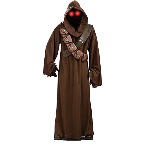 Rubie's Men's Star Wars Jawa Costume, Multi-Color, (Best Unique Mens Costumes)