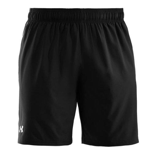 Under Armour HeatGear Mirage 8 Inch Running Shorts - AW17 - Large - Black