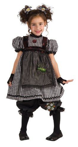 Rubie's Costume Co Gothic Rag Doll Costume, Large -