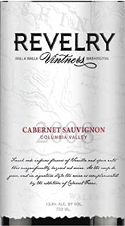 2010 Revelry Vintners 'Columbia Valley' Cabernet Sauvignon 750ml