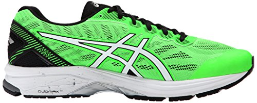 free shipping with paypal discount original ASICS Men's GT-1000 5 Running Shoe Green Gecko/White/Black 305QBhG0