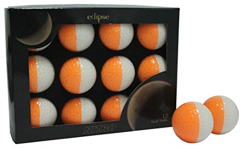 Nitro Eclipse Golf Balls ()