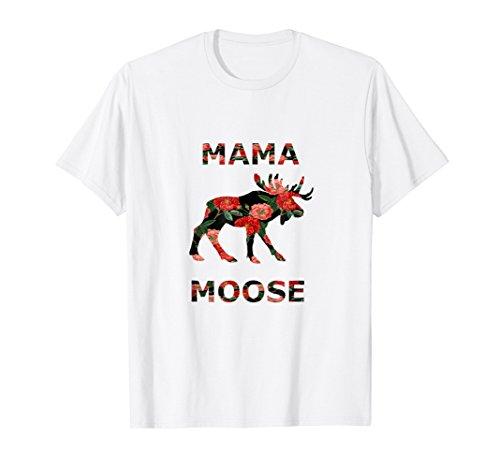 Cool Moose TShirt- Moose Gift Tee -