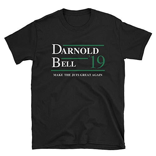 Darnold and Bell 2019 Make The Jets Great Again Unisex T-Shirt