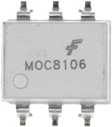 MOC8106SM MOC8106SM ON Semiconductor Isolators Pack of 100