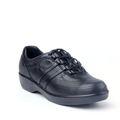 Aetrex Women's B7000 Oxford,Black,7.5 W US