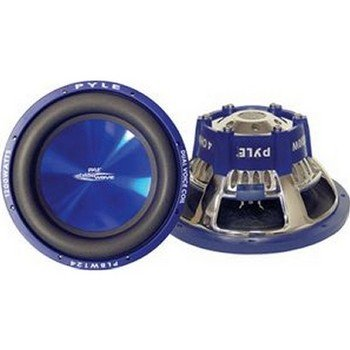 Blue Wave High-Powered Subwoofer - 12, 1200W Max
