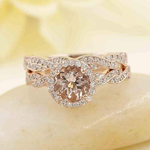 Top 1 recommendation morganite jewelery 2018