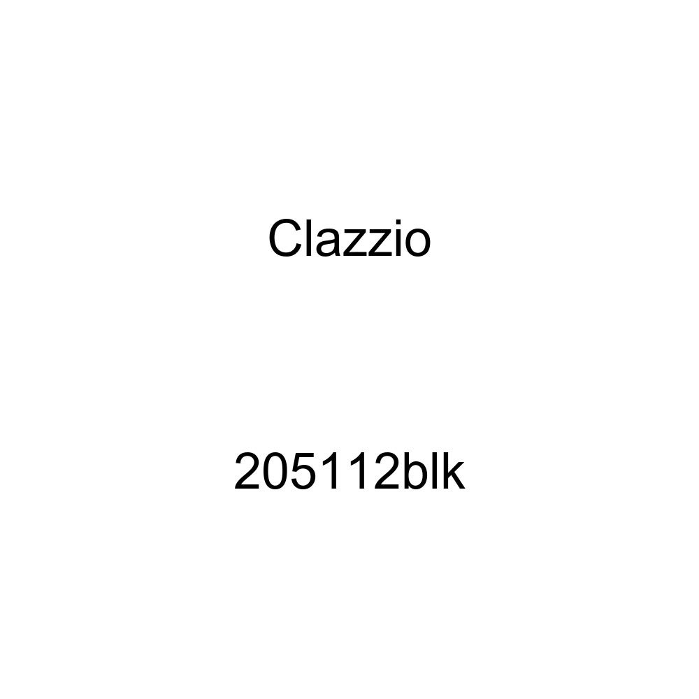 Clazzio 205112blk Black Leather Front and Rear Row Seat Cover for Toyota Matrix
