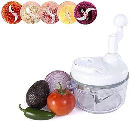 Multifuncional Cortador de comida Para Picar Frutas, Vegetales ...