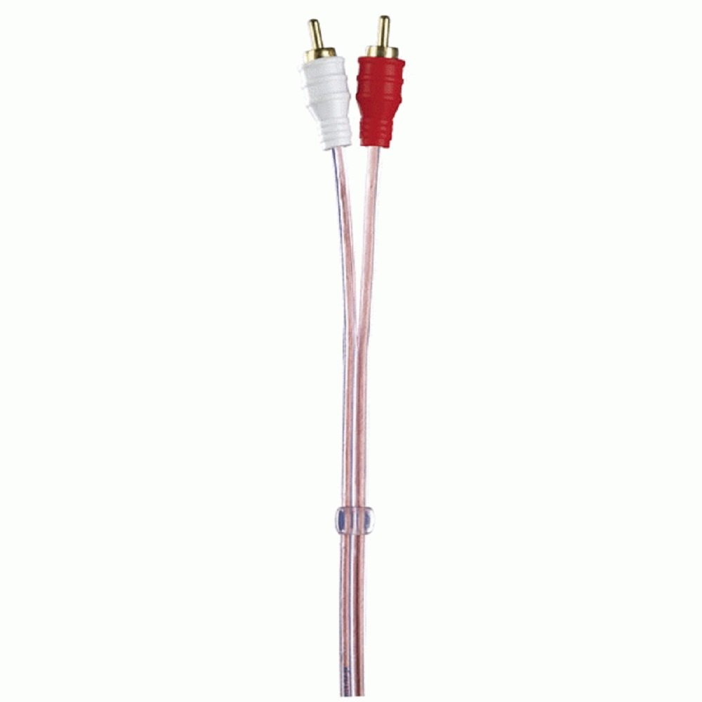 Raptor R2RCA-1-52-10 RCA R2 Series Coaxial Shielded Audio Interconnect Cables