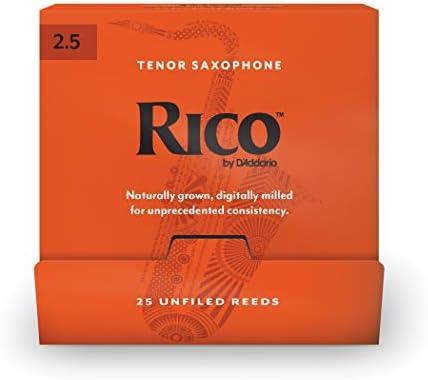 D'Addario Woodwinds/RICO RKA0125-B25 リコ テナーサックスリード 25枚入り [2.5]