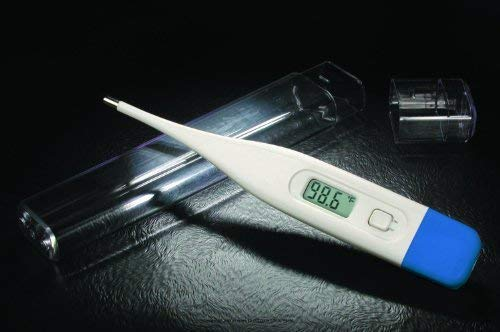 Electronic Digital Thermometer, Dig 60-Sec Thermometer F-C, (1 EACH, 1 ()