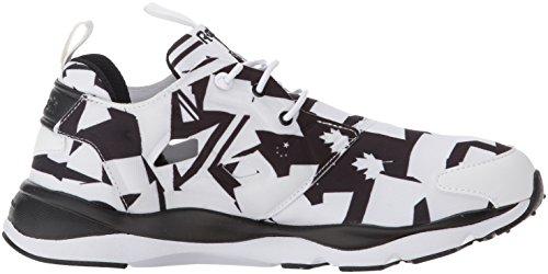Graphic Timeless White Fashion Furylite White Black Sneaker Reebok Floral Women's Black Teal Olympic EcqFyxBT