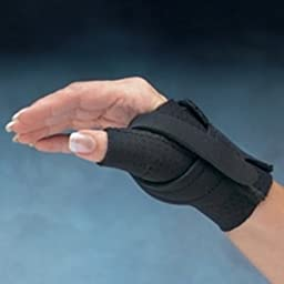 Comfort Cool Thumb CMC Restriction Splint - Size: Large, Right