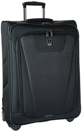 Travelpro Maxlite 4 Expandable Rollaboard 26 inch Suitcase, - Kit 22 Rock Inch