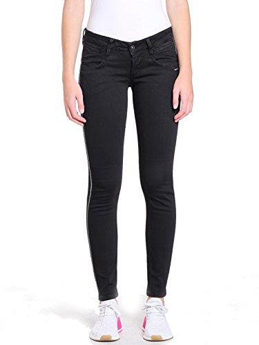 Gang Nena Noir Vieux Skinny Femme Noir Jeans UU4wpqTr