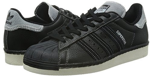 Homme P Varsity Black Jacket Superstar Chaussures Adidas 80s UYIIz
