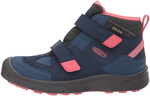 Pictures of KEEN Kids' Hikeport Mid Strap Wp Hiking Boot 7 B(M) US 5