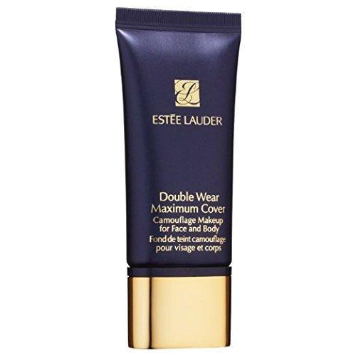 Estee Lauder Double Wear Maximum Cover Camouflage Make Up (Face & Body) SPF15-Rattan (Estee Lauder Cleaner)