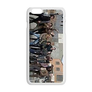 walking dead cuarta temporada Phone Case for iPhone plus 6 Case