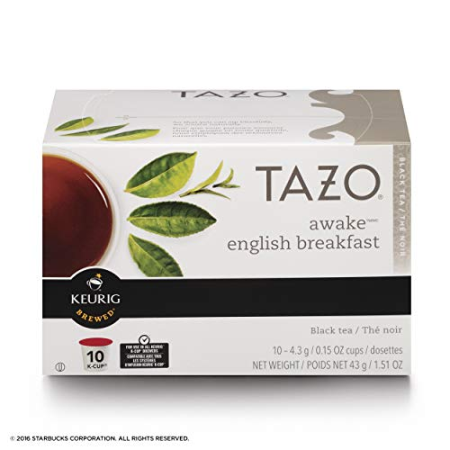 Tazo K-Cup (60 single-serve K-Cup Pods)