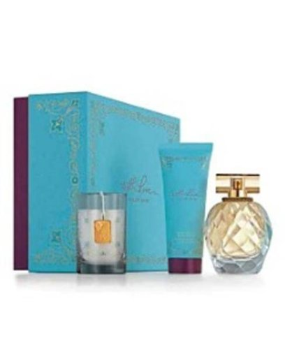 Hilary Duff With Love Gift Set - WITH LOVE by Hilary Duff 3pcs -3.3 oz (100 ml) EDP Spray Women