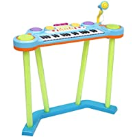 Costzon 2 In 1 Electronic Keyboard and Drum Musical...