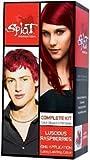 Bleaching Hair Splat - Splat Rebellious Colors Hair Coloring Kit - Luscious Raspberry (Set of 2)