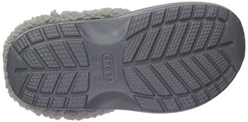 Crocs Unisex-Erwachsene Classic Blitzen Iii Clogs, Grau (Charcoal/Light Grey 01w), 36/37 EU 4