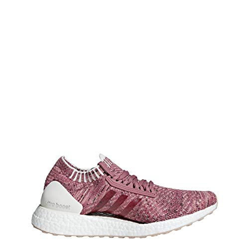 (adidas Ultraboost X Shoe - Women's Running 7.5 Trace Maroon/Ash Pearl/Coral )