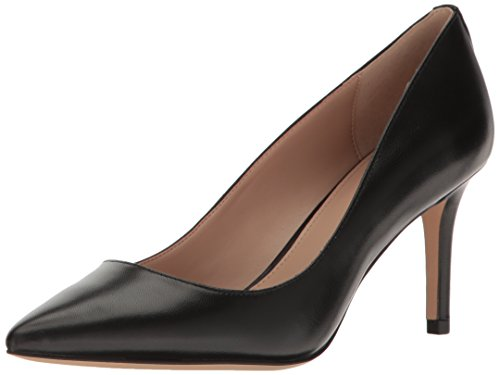 BCBGeneration Women's Marci Pump, Black Leather, 6.5