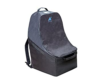 Premium Car Seat Travel Bag Sturdy Gate Check Ultra Protective Padded