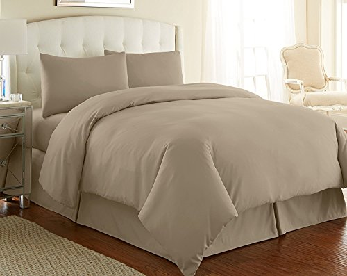 Splendid Collection 600 Thread Count 100% Egyptian Cotton - Twin Duvet Covers Solid
